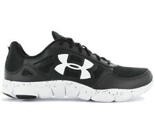 UA Under Armour Micro G Engage BL H2 Men's Shoes Running Shoes Black