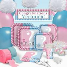 Gender Reveal/Gender Surprise Baby Shower Party Supplies-Baby Shower Decorations
