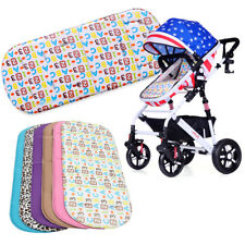 Washable Soft Chair Stroller Pushchair Cushion Car Seat Pram Padding Liner Pad