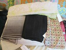 NWT Banana Republic 100% Silk Scarf Variation Choose from 4