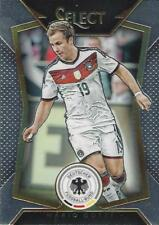 2015 Panini Select Soccer Base Common Germany Deutschland - (#37 - #41)