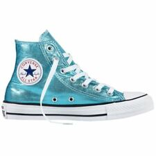 Converse Chuck Taylor All Star Hi Fresh Cyan Women Sneakers Trainers
