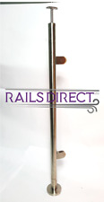 Stainless Steel Balustrade Post 42.4mm, Handrail, Decking, Patio