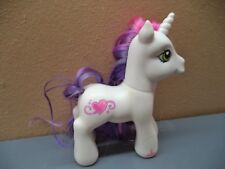 """My Little Pony 5"""" Ponies Special Decorations Green, Yellow, Blue, White & Pink"""