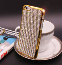 For Apple iPhone Models Luxury Bling Swaro-vsky Crystal Diamond Element Case