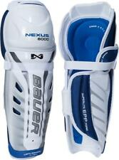 Bauer Nexus 8000 Ice Hockey Shin Guards Senior