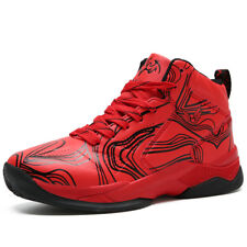 Boys Kids Outdoor Running Athletic Sneakers Fashion Casual Basketball Shoes