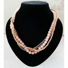 Statement vintage long beaded necklace ethnic necklace jewelry bead weave braide
