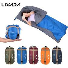 190 * 75cm Envelope Sleeping Bag Camping Outdoor Mini Sleeping Bags Ultra