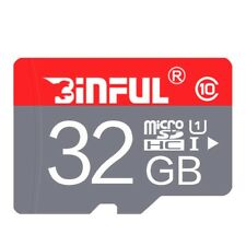 32GB Memory Card Micro SD Card TF Card Class10 SDHC High Speed With Free Adapter