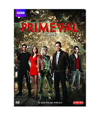 Primeval, Vol. 3 (DVD, 2012, 2-Disc Set) FREE SHIPPING PERFECT CONDITION