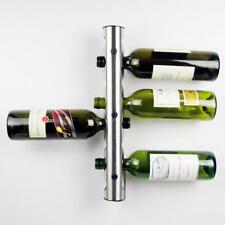 Creative Wine Rack Holders 8 12 Holes Home Bar Wall Grape Bottle Display Stand