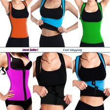 Womens Sexy Trianer Waist Cincher Charming Body Shaper Corset Underbust Bustier