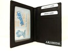 Leather driving licence holder/driving licence Wallet/driving licence Cover-S-06