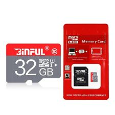 Free Shipping High Speed New Memory Card 32GB TF Card SDHC Class 10 Adapter