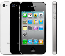Apple iPhone 4 -USED- Tested Working - Verizon/AT&T/Sprint - 8GB/16GB/32GB
