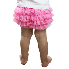 Toddler Baby Infant Girl Lace Ruffle Bloomer Nappy Underwear Panty Diaper Cover.