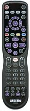 Anderic 4-Device Universal Remote Control for All Roku TV's + Streaming Boxes