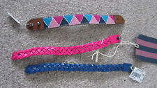 Jack Wills Wristband/Braclets in Various Colours BNWT