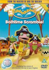 Rubbadubbers - Bathtime Scramble! (DVD, 2004) john gordon sinclair