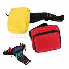 1pc Toolkit Waist Belt Bag Professional Electricians Tool Pouch Work Bag Holder
