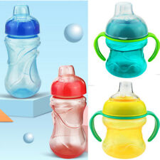 200/280ML BPA Free Baby Trainer Cup Newborn Infant Anti Spill Sippy Cup