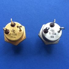 TI1156 Silicon NPN  transistor Texas Instruments 100V 7.5A >7.5MHz NOS TO-61 1pc