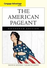 The American Pageant by David Kennedy and Lizabeth Cohen (2013, Hardcover)