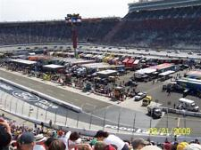 NASCAR Bristol Tickets - 2 Fall Xfinity and 2 Monster Energy Seats