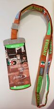 F1 Mexico Grand Prix 2017 Lanyard
