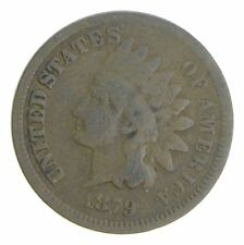 Tough - 1879 Indian Head Cent - US Coin *099