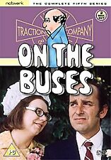 On The Buses -  The Complete Series 5 [DVD] Fast Free Post