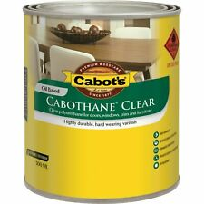 Cabot's Cabothane Clear Timber Varnish - USA BRAND
