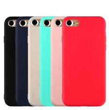 Slim Hybrid Soft TPU Shockproof Cover Case For Apple iPhone XS Max X 8 7 6S Plus