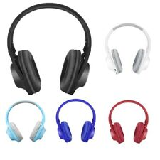 Excelvan Bluetooth Foldable Flexible Music Headphone Wireless FM Radio Function