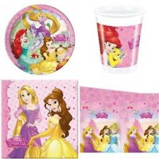Disney Princess Dreaming Birthday Party Supplies Tableware,Balloons,Decorations