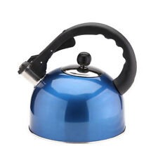Whistling Water Kettle Induction Cooker Thicken Stainless Steel Tea Kettle 3L