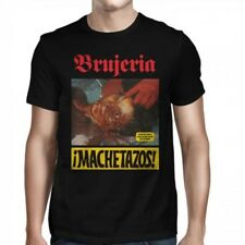 BRUJERIA - Machetazos - T SHIRT S-2XL Brand New - Official JSR Merchandise