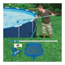 Pool Cleaning Tool Maintenance Swimming Supplies Solution Products Equipments