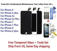 Iphone 6/ 6S/ 7 /8 Plus LCD Display Touch Screen Digitizer Assembly Replacement