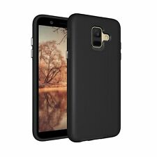 Shockproof Dual Layer Hybrid TPU+PC Heavy Duty Case Cover For Samsung Galaxy A6