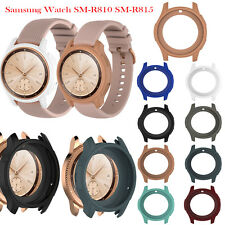 Silicone Case Cover Protective Skin for Samsung Galaxy Watch 42mm SM-R810/R815