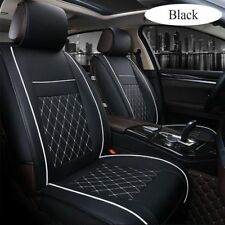 Universal Car Seat Cover PU Leather Pad Mat for Auto Chair Cushion Breathable