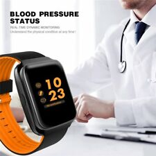 MY-Z40 Bluetooth Sports Smart Watch Heart Rate Monitor For Android iOS Gift KI