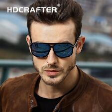 HDCRAFTER, classic HD polarized sunglasses for Men, driving brand, high quality