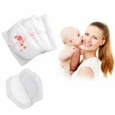 Disposable Breast Pads Nursing Breathable Bra Insert 48/100Pcs Water Absorbent