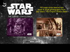 2019 Topps Star Wars Empires Strikes Back Black and White Base and Inserts PFL