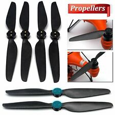 2/4pcs Foldable Carbon Fiber Propeller Props Blades For SwellPro Splash Drone 3