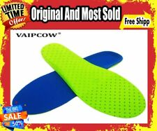 Famous Green Premium Insoles Inserts 2019 ALL SIZES New In Box B C D E F G