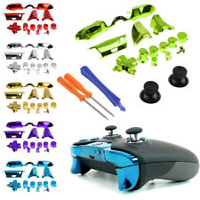 Replacement Bumper Trigger Button  with Tools For XBOX One Elite Controller